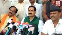 नरोत्तम मिश्रा का कांग्रेस पर जुबानी हमला, कांग्रेस को बताया पीपी