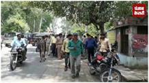 स्कूल कॉलेजों के पास चल रही तंबाकू-गुटखा की दुकानों पर मारा छापा