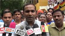 'बीजेपी से भगवान राम नाराज'