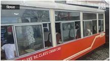 हेरिटेज कालका-शिमला रेल ट्रैक पर गूंजी 'अटल' पंक्तियां, चलती ट्रेन में दी अनोखी श्रद्धांजलि