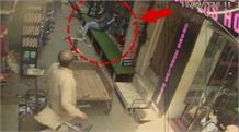 गोलियों की आवाज से गूंज उठा जाफराबाद, CCTV में कैद