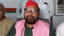 सपा एमएलसी रामवृक्ष यादव ने की पीएम मोदी पर अभद्र टिप्पणी