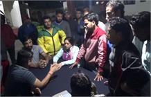 गंगा में बूचड़खाने की वेस्टेज फेंक रहा युवक गिरफ्तार