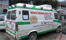 108 सेवा की शर्मनाक करतूत,  प्रसव पीड़ा के दौरान महिला को बीच रास्ते छोड़ा