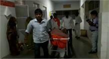 डॉक्टरों की लापरवाही से महिला मरीज़ की मौत, परिजनों ने की कार्रवाई की मांग