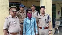 नाबालिगों को नेपाल ले जाकर रहा था आरोपी, पुलिस ने किया गिरफ्तार