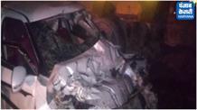 शॉपिंग पर गए चार जिगरी दोस्तों की सड़क हादसे में मौत