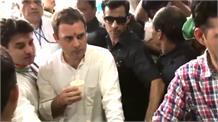 सदन से सड़क हर कहीं, राहुलवा आंख मारे