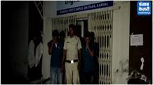 रेलवे भर्ती में दूसरे के स्थान पर पेपर देता युवक काबू