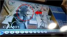 तीन बुर्कानशीं महिलाएं ने शातिराना तरीके से की लाखों की चोरी, CCTV में कैद
