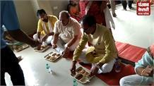 व्यापम के मुख्य आरोपी के साथ सीएम की पेट पूजा, दिन भर रहे साथ