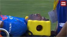 भारतीय टीम को लगा बड़ा झटका, चोटिल पांड्या टूर्नामेंट से हुए बाहर