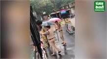 viral video : देखें हिमाचल परिवहन के चालक के साथ उत्तराखंड पुलिस की दबंगई