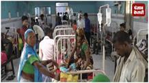 बहराइच में संक्रामक रोगों का कहर जारी, बुखार की चपेट में आने से दो भाईयों की मौत