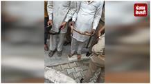 पुलिस ने सांप तस्करों को किया गिरफ्तार, सांपों को पंजाब लेकर जा रहे थे तस्कर