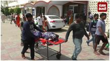 BHU बवाल: मारपीट के बाद हड़ताल पर डॉक्टर, मरीजों को हो रही भारी परेशानी