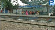 केंद्रीय रेलमंत्री पीयूष गोयल ने किया गुरुग्राम रेलवे स्टेशन का औचक निरीक्षण