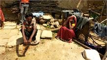 शर्मनाक तस्वीर: भूख ने तड़प तड़पकर मासूम की मौत