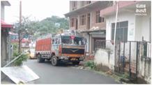 ट्रक से मार्बल उतारते हुआ हादसा, दो मजदूरों की मौत