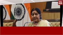 करतारपुर कॉरिडोर मामला: सुषमा स्वराज ने लगाई नवजोत सिंह सिद्धू को फटकार