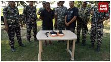 कानून का रखवाला निकला चरस तस्कर, दो किलो 300 ग्राम चरस बरामद