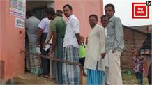 नाथनगर विधानसभा के लिए मतदान जारी, मतदाता लगातार डाल रहे हैं वोट