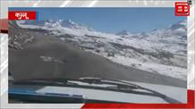 Fresh Snowfall से चहका RohtangPass