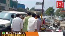 गाजीपुर पहुंचे RSS प्रचारक संजय जोशी, राम मंदिर को लेकर दिया बड़ा बयान