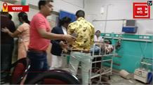 बिहार में बेखौफ बदमाश,जमीनी विवाद में दो पक्षों में चली ताबड़तोड़ गोलियां
