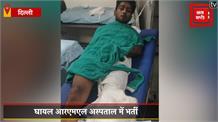 पुलिस और बदमाश में मुठभेड़, पैर में गोली लगने से बदमाश घायल