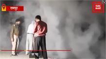 दर्दनाक हादसा: यमुना एक्सप्रेस-वे पर कार में आग लगने से जिंदा जला चालक