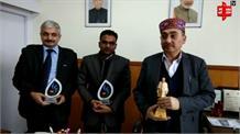टीबी मुक्त हिमाचल अभियान के लिए प्रदेश को मिला तीसरा स्थान