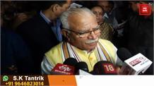 जानिए...CM मनोहर लाल ने मंत्रियों के कार्यभार संभालने के बाद क्या कहा ?