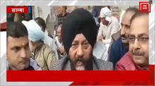 नए भूमि पंजीकरण सिस्टम का विरोध,वकीलों के साथ कांग्रेस