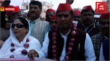 सपा के पूर्व मंत्री SP यादव ने योगी सरकार पर बोला हमला, बोले- प्रदेश में है जंगल राज