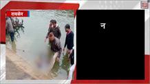 रायसेन में दर्दनाक हादसा,  नहर में ट्रैक्टर गिरने से पति-पत्नी समेत 3 की मौत