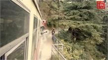 कालका-शिमला हेरिटेज रेलवे ट्रैक के दौरे पर यूनेस्को टीम,शिमला पहुंच कर लिया जायजा