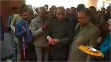 शिमला से मुख्यमंत्री जयराम ठाकुर:live
