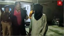पुलिस ने दरभंगा के दरिंदे को धर दबोचा, मासूम बच्ची के साथ दरिंदे ने की थी हैवानियत