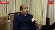 सदन में कांग्रेस के व्यवहार और Cabinet में अनिल शर्मा की वापसी पर CM Jairam Thakur से खास बातचीत