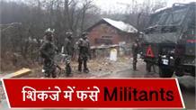 शोपियां में Militants की Security force के साथ मुठभेड़, अब तक 2 आतंकी ढेर