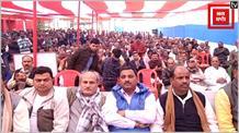 आरा में पासपोर्ट ऑफिस का केंद्रीय मंत्री आर के सिंह ने किया उद्घाटन, बिहार में 50 फीसदी का लक्ष्य हुआ पूरा