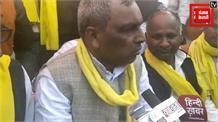 ओमप्रकाश ने फिर बोला BJP पर हमला, कहा- बात नहीं मानी तो बर्बाद हो जाएगी बीजेपी