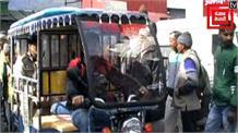 आल्मोड़ा में ई-रिक्शे का ट्रायल शुरू, स्थानीयों को मिलेगा लाभ