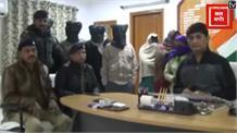 गोड्डा पुलिस ने सैक्स रैकेट का किया खुलासा, 7 गिरफ़्तार