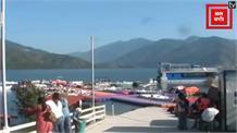 टिहरी बनेगा बड़ा पर्यटन स्थल, झील में उतरेगा C-Plane
