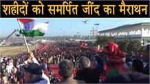CM Khattar ने तिरंगा लहराने के बाद दिखाई Jind Marathon को हरी झंडी