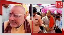 नेहरू के पाप का फल देश भोग रहा है- गिरिराज