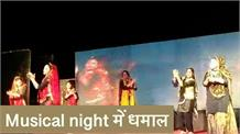 Border पर  Soldiers के साथ सुकून के पल, Musical night में कलाकारों ने बांधा समां