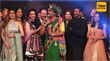लगता है कपिल शर्मा के शो को मिस कर रहे हैं सुनील ग्रोवर, फिर बने 'रिंकू भाभी'